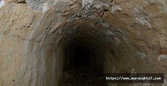 Kahramanmaraş'ta 2 Bin Yıllık Antik Suyolu Bulundu