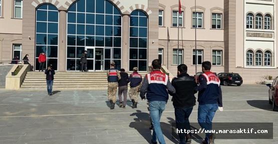 Kahramanmaraş'ta DEAŞ Operasyonu 3 Gözaltı