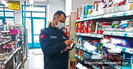 Kahramanmaraş'ta Fahiş Fiyat Denetimi