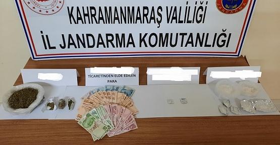 Pazarcık'ta 14 Kişi Gözaltına Alındı