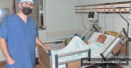 Spiral Testere İle Yüzü Parçalandı Ameliyat 5 Saat Sürdü