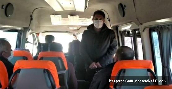 Toplu Taşıma Araçlarında Denetim