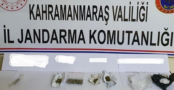 Uyuşturucu Operasyonu 8 Gözaltı