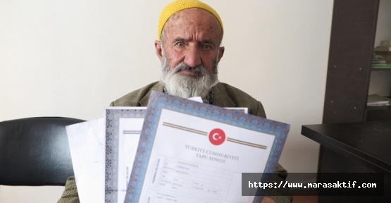 Yaşlı Adam Ev Almak İsterken Dolandırıldı