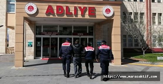 Kahramanmaraş'ta DEAŞ'lı Yakalandı