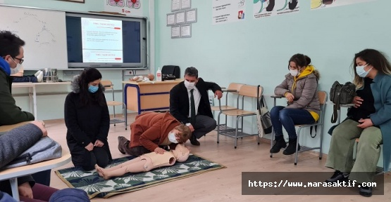 Öğretmenlere İlk Yardım Eğitimi