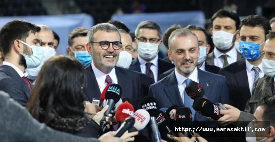 Ünal'a AK Parti'de Yeni Görev