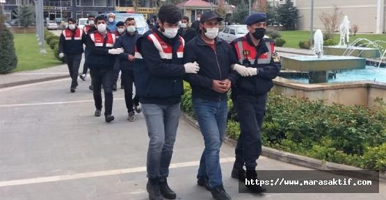 Bombacı Kahramanmaraş'ta Yakalandı
