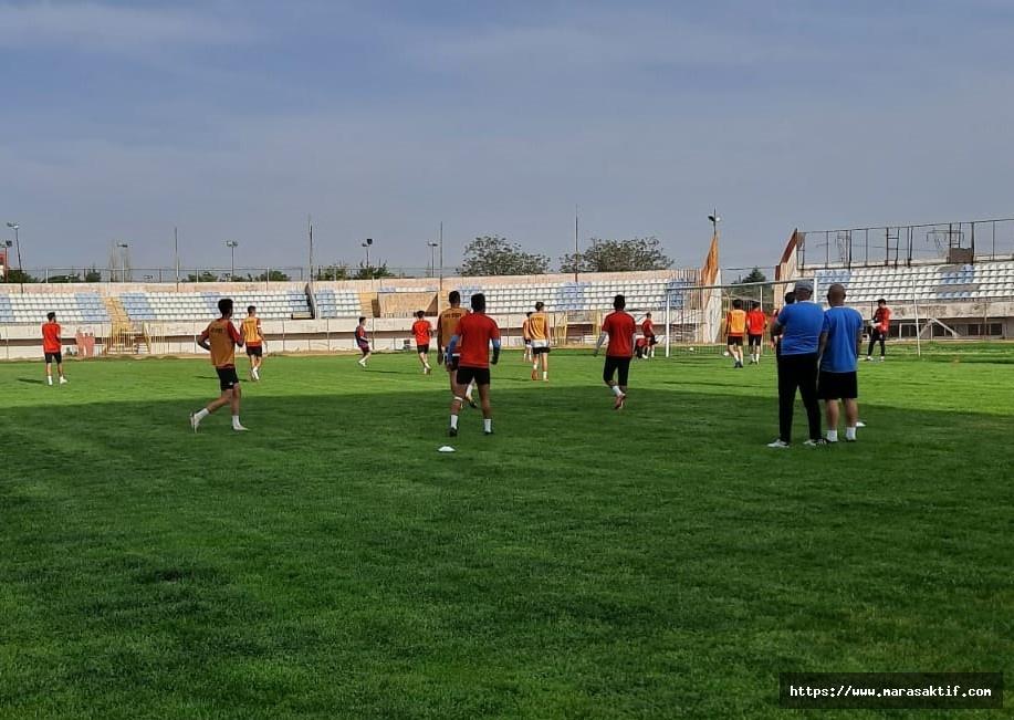 Kahramanmaraşspor'un Hedefi 3 Maçı Almak