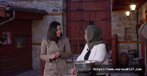 Sevcan Orhan Mutfak Müzesi'ne Bayıldı