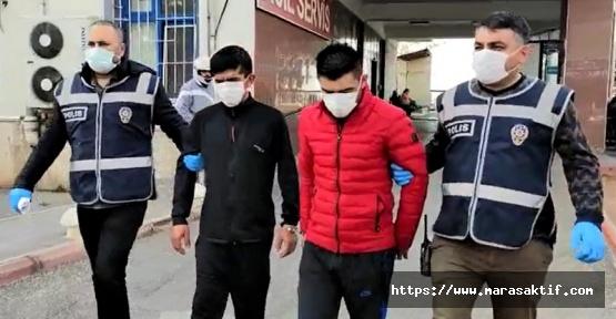 Yurdun Musluklarını Çalanlar Tutuklandı