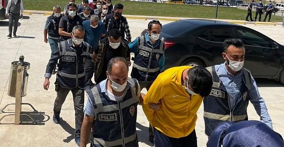 Kahramanmaraş'ta Fuhuştan 9 Kişi Yakalandı