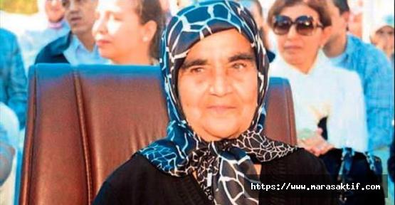Kahramanmaraş'ta Yılın Annesi Kadriye Kanbur