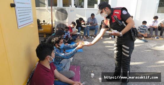 Polisten İnsanlık Dersi