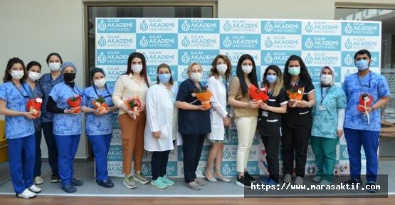 Sular Akademi'de Hemşireler Günü Kutlandı