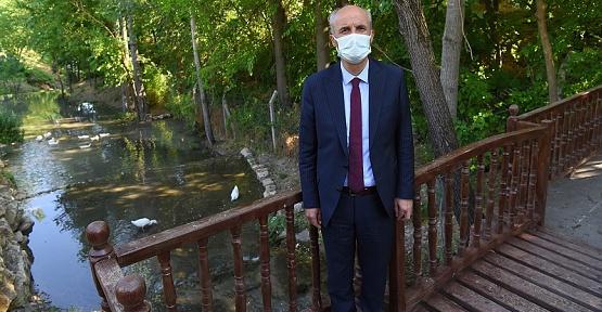 Dulkadiroğlu'nda Park ve Bahçeler Hazır