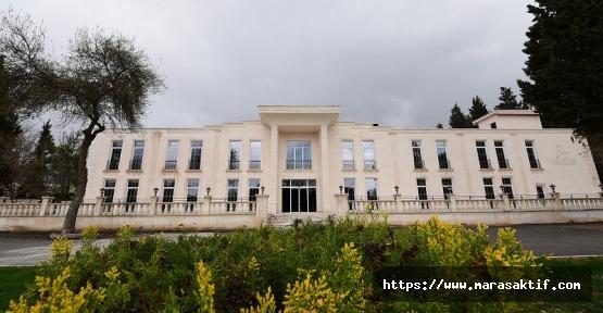 Kafum Kongre Merkezi ve Düğün Salonu Açıldı