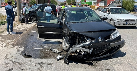 Kahramanmaraş'ta Kaza Çok Sayıda Yaralı