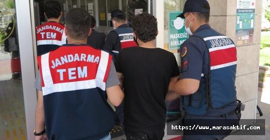 Kahramanmaraş'ta 4 Kişi Gözaltına Alındı