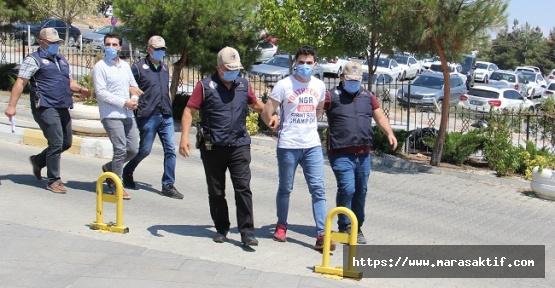 DEAŞ Operasyonu 2 Tutuklama