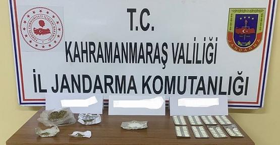 Kahramanmaraş'ta 5 Kişi Yakalandı