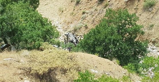 Kahramanmaraş'ta Kaza 3 Ölü 1 Yaralı