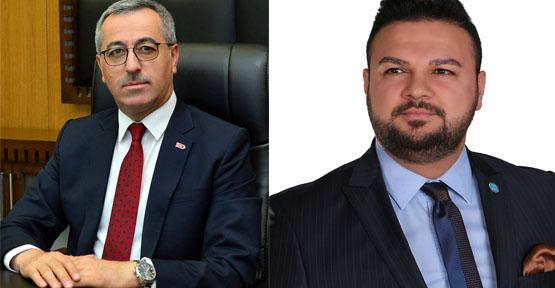 Kahramanmaraş'ta Sular Bulandı Başkanlar Savaşıyor