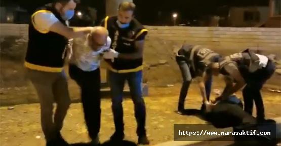 70 İlde Hırsızlık Yapanlar Kahramanmaraş'ta Yakalandı