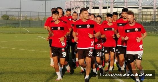 Kahramanmaraşspor Kampa Girdi