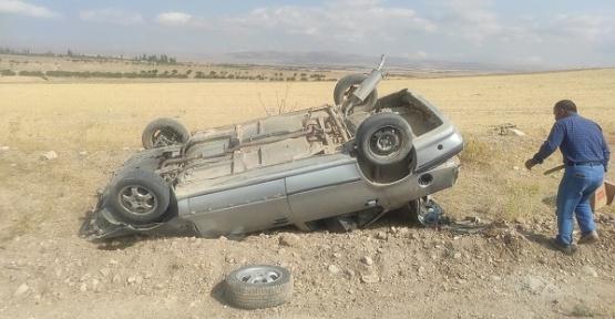 Ağır Yaralanan Sürücü Öldü