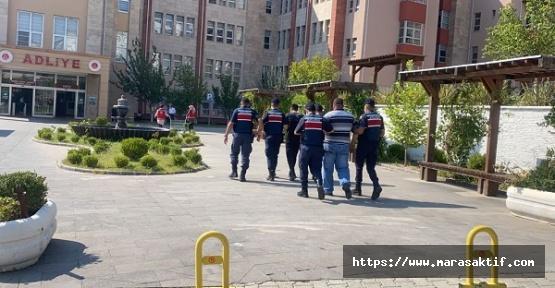 Kahramanmaraş'ta Hırsızlar Tutuklandı