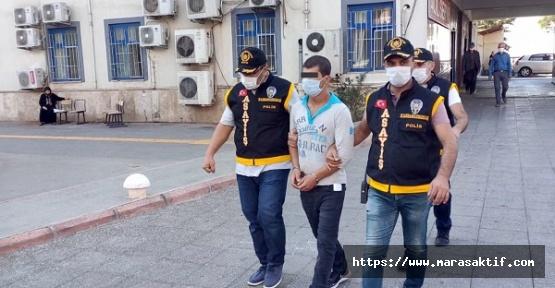 Aranan Kişi Kahramanmaraş'ta Yakalandı