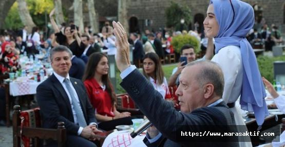 Cumhurbaşkanı Gençlerle Buluşacak