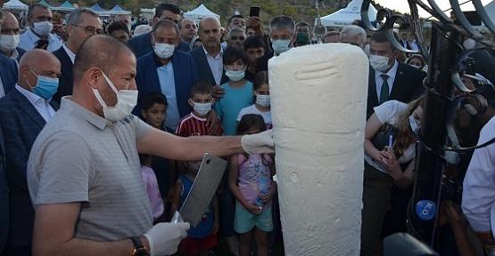 Kahramanmaraşlılar Festivalinde Dondurma Şov