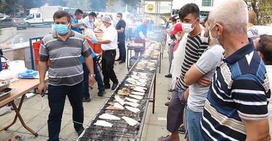 Kahramanmaraş'ta Deniz Yok Balık Festivali Var