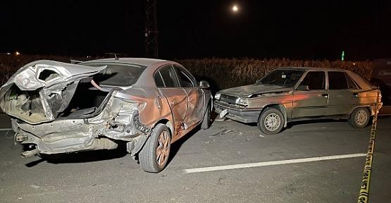 Kahramanmaraş'ta Zincirleme Kaza 7 Yaralı