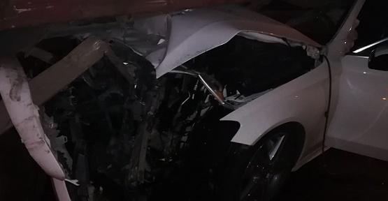 Kazada 2'si Polis 3 Ölü 1 Ağır Yaralı