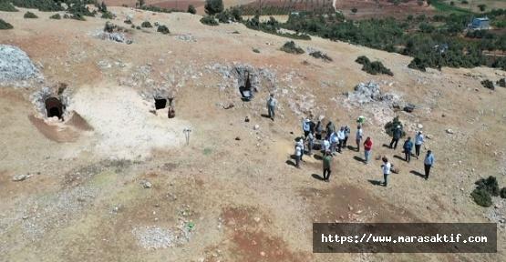 Kırk Mağaralarında Kazı Başladı