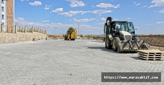 Kuyumcukent'e Otopark Yapılıyor
