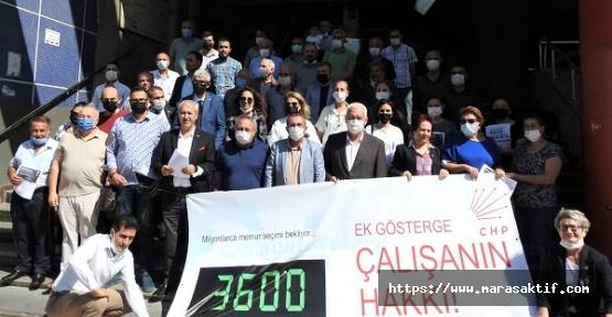 Şengül: Milyonlarca Memur CHP İktidarını Bekliyor