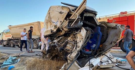 Zincirleme Kazada1 Ağır 4 Kişi Yaralandı