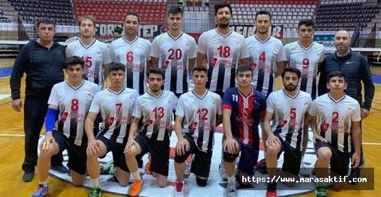 Kahramanmaraş Atcı Gençlik Spor: 1 - Gaziantep Gençlik Spor: 3