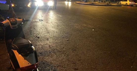 Trafik Kazasında 2 Kişi Yaralı