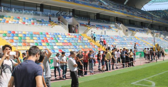 4 Yıldızlı Stadyumları Var