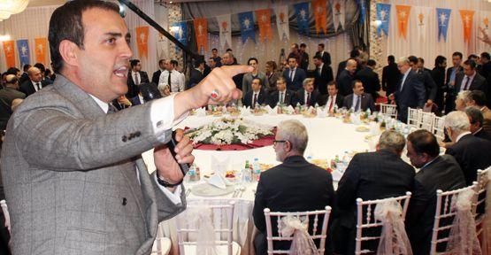 AK Parti Üyeleri Teşkilat Buluşmasında