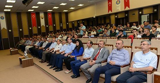 KSÜ,15 Temmuz Programı Düzenledi