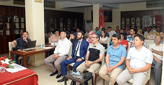 15 Temmuz Destanı Konferansı Düzenlendi