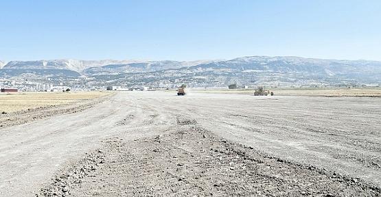 Dulkadiroğlu'nda Yeni Bulvar Yapılıyor