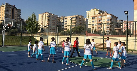 Spor Okullarına 13 Bin Öğrenci Katıldı