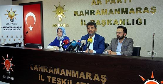 'AK Parti İlerlemeyi Teminat Altına Aldı'